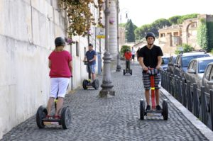 How hard is it to ride a Segway