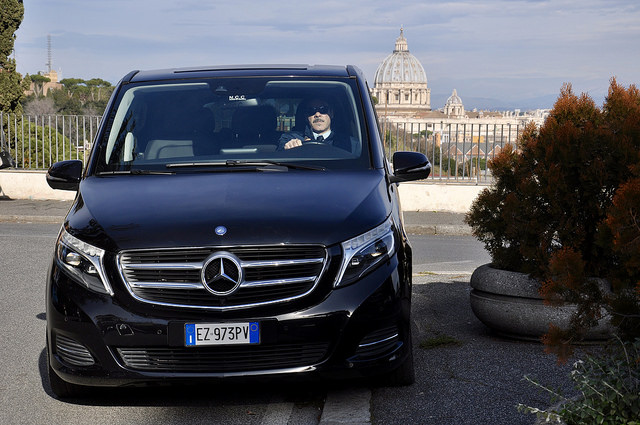 Private Driver Guide in Rome