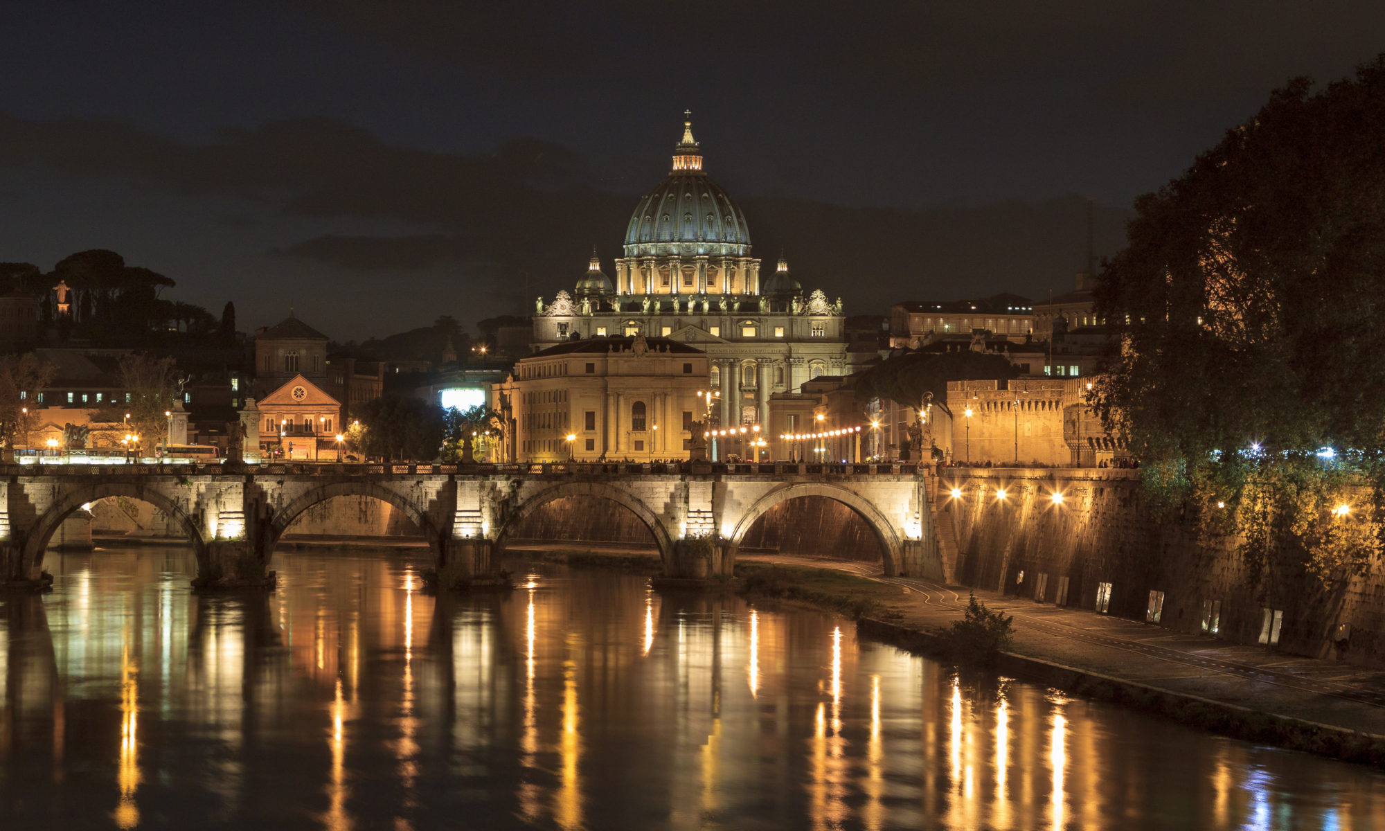 Vatican Night Tour