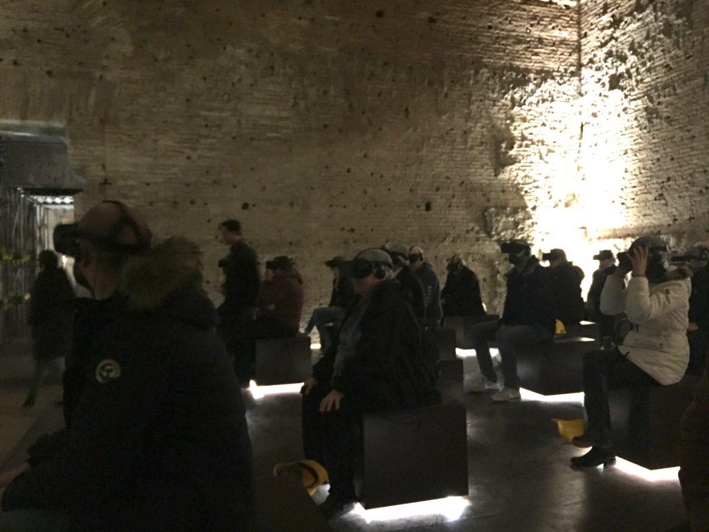 Oculus Rift Domus Aurea