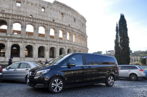 uber tour in rome