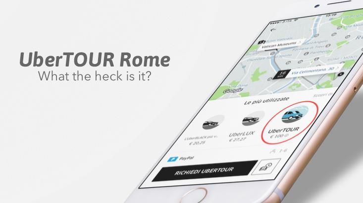 uber tour rome