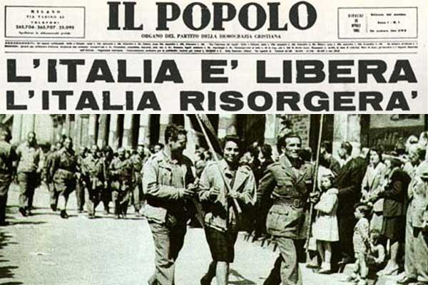 Italian Liberation Day