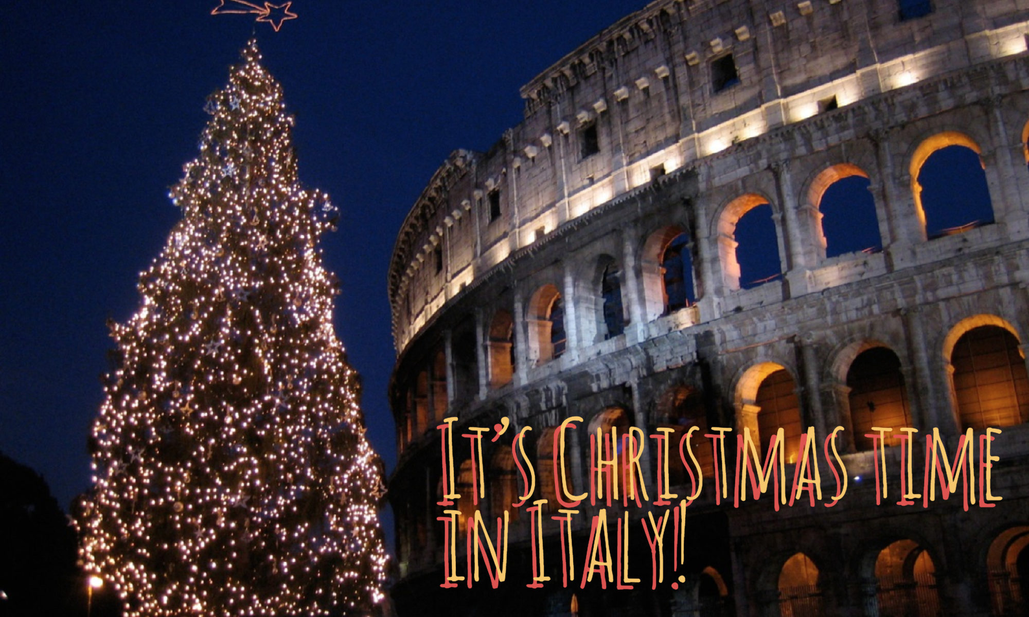Christmas In Italy.Jingle Bells Jingle Bells It S Christmas In Italy